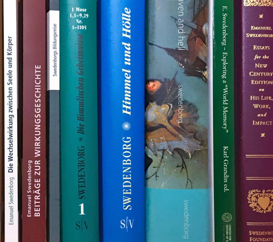 Swedenborg Bibliographie