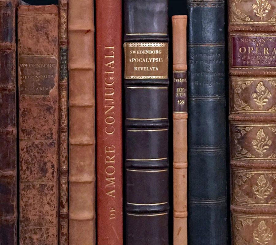 Swedenborg Bibliothek