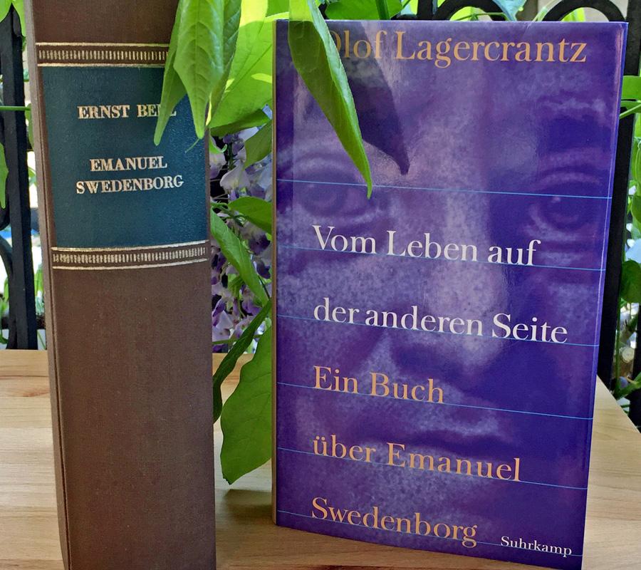 Lektürevorschläge zu Emanuel Swedenborg