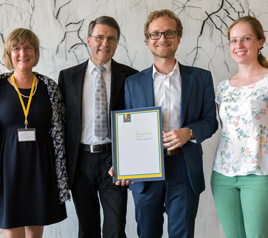Swedenborg Preis Gewinner