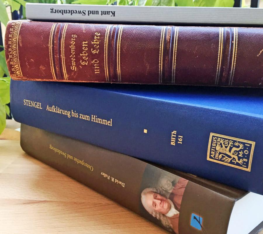 Sekundärliteratur zu Emanuel Swedenborg