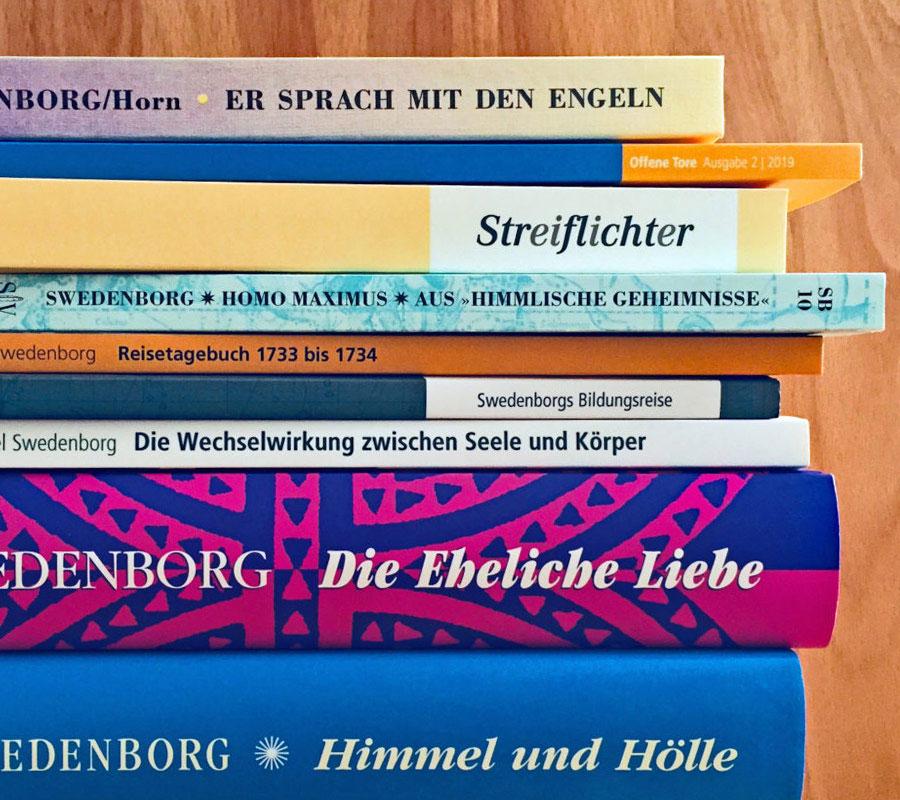 Verlagsprogramm Swedenborg Verlag